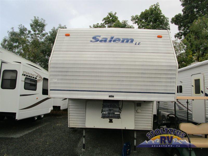 2003 Salem Salem 28BHSS