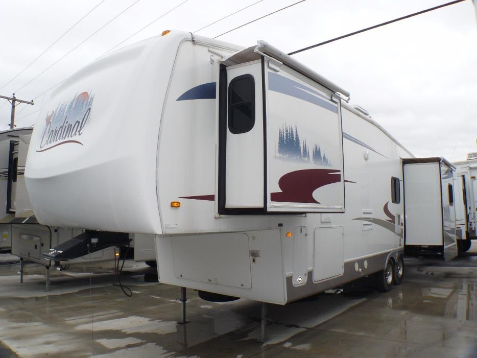 Forest River Cardinal 33ts Rvs For Sale