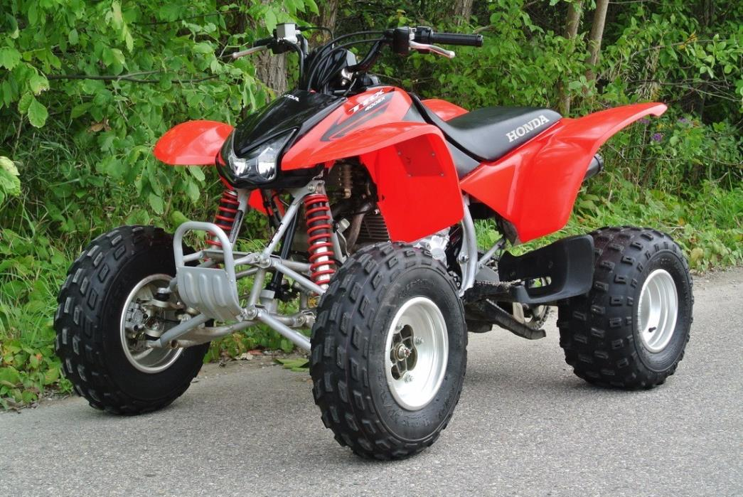 Honda 400ex motorcycles for sale in Michigan