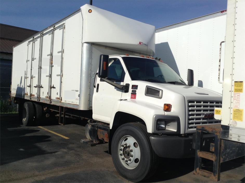 2006 Gmc Topkick C8500 Box Truck - Straight Truck