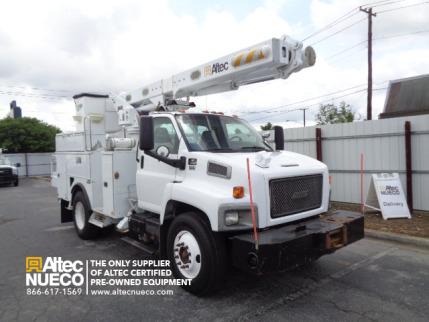 2009 Gmc 5500 Bucket Truck - Boom Truck