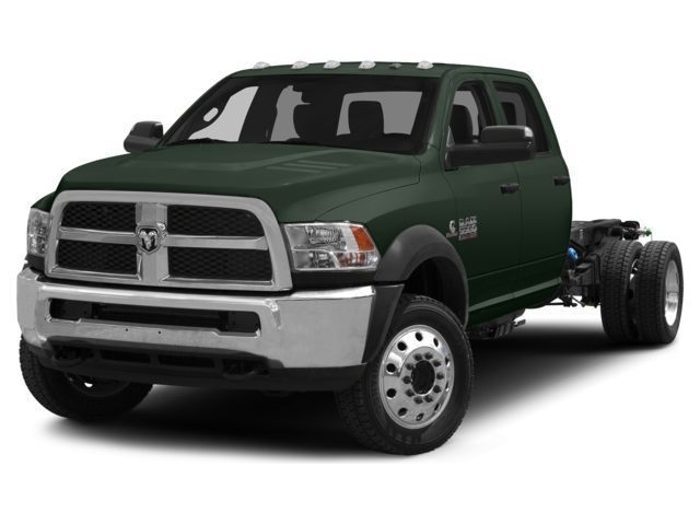 2016 Ram 3500 Chassis Cab Chassis