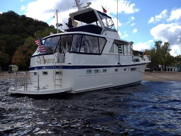 Hatteras Yachts 53 Motor Yacht Vehicles For Sale