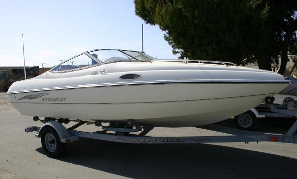 2003 Stingray 200 CS/CX