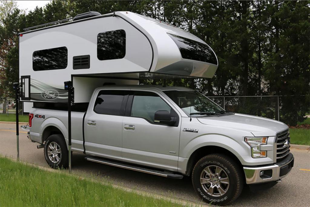 Livin Lite Ford Truck Camper 6 8 RVs for sale