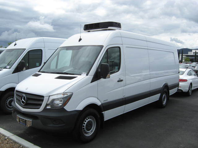 2014 Mercedes-Benz Sprinter 2500 Refrigerated Truck