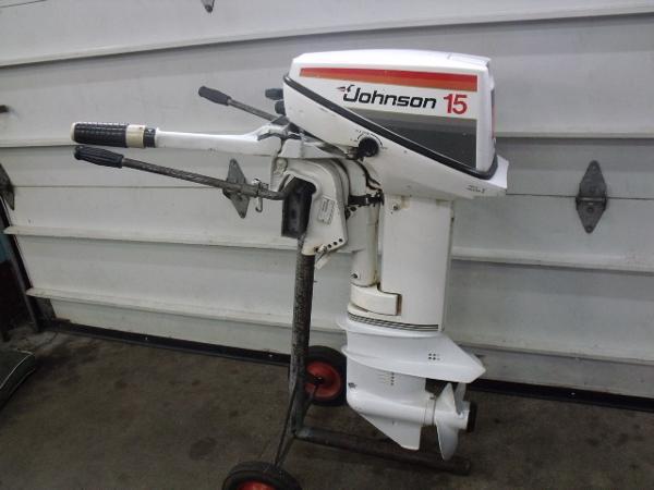 1978 JOHNSON 15R78B