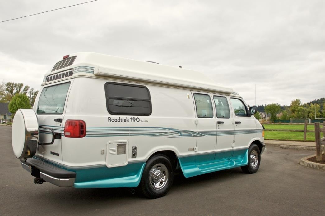 Roadtrek For Sale >> Roadtrek Versatile rvs for sale in Illinois