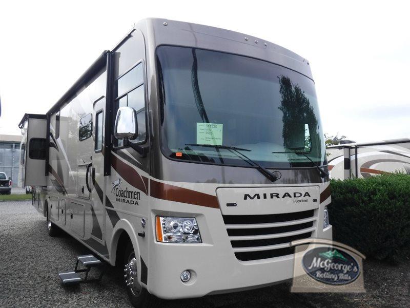 2017 Coachmen Rv Mirada 35LS