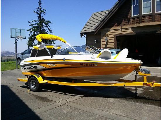 2013 Tracker Tahoe Q5i