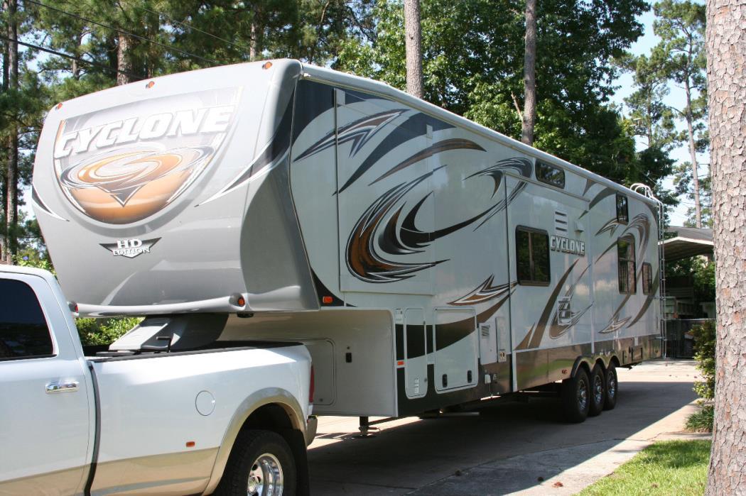 2012 Heartland CYCLONE 3800