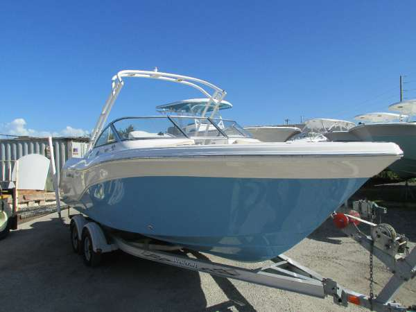 2015 Sea Fox 226 Traveler