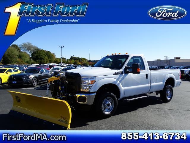 2016 Ford Super Duty F-250 Srw  Plow Truck - Spreader Truck