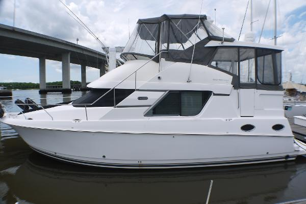 Silverton motor yacht boats for sale in south carolina for Boat motors for sale in sc
