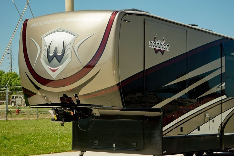 2017 Weekend Warrior 4250W