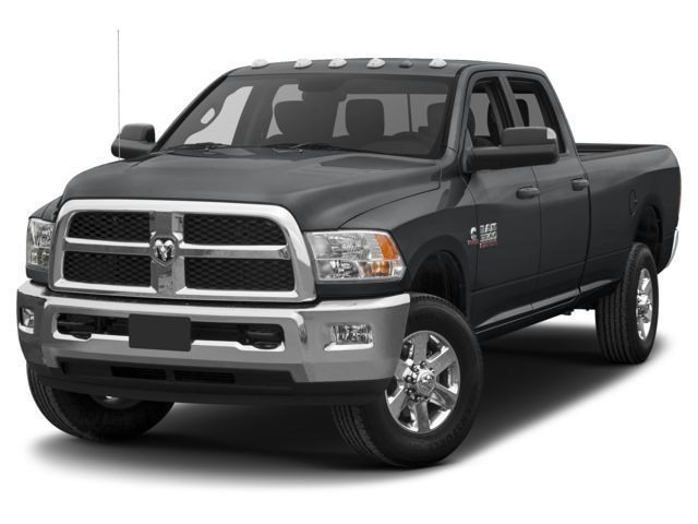 2017 Ram 3500 4wd  Pickup Truck