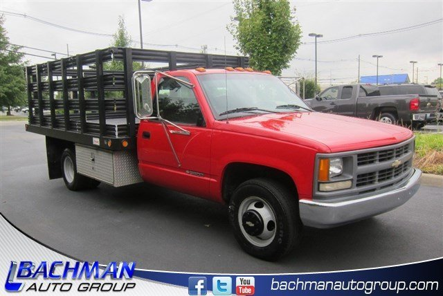 1996 Chevrolet C 3500 Hd  Cab Chassis