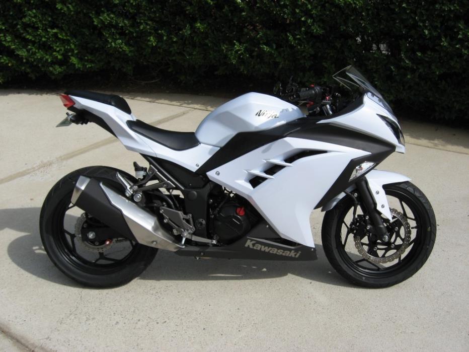 2014 Kawasaki Ninja 300 ABS