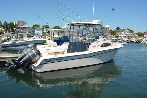 2001 Grady-White 282 Sailfish WA