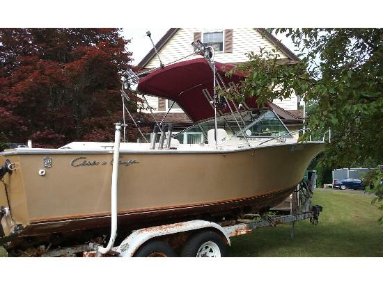 Chris Craft Scorpion 21 Cuddy Boats for sale
