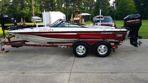 Champion 190 Boats For Sale
