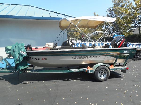 2002 crestliner boats for sale for Crestliner fish hawk
