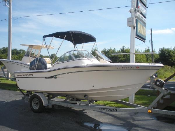 Grady White 185 Tournament Boats for sale