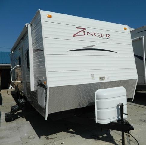 2011 Crossroads Zinger 32QB
