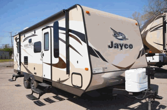 2015 Jayco WHITE HAWK 23MRB