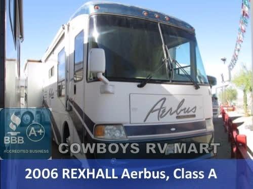 2006 Rexhall AERBUS