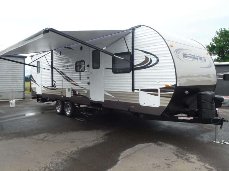 2016 Forest River, Inc. Evo T2850 - Climate Package - REDUCED $8
