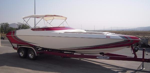 2008 Eliminator 260 Eagle XP