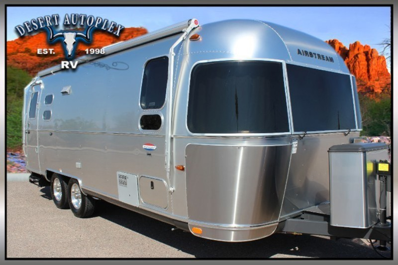 2016 Airstream International Signature 25FB