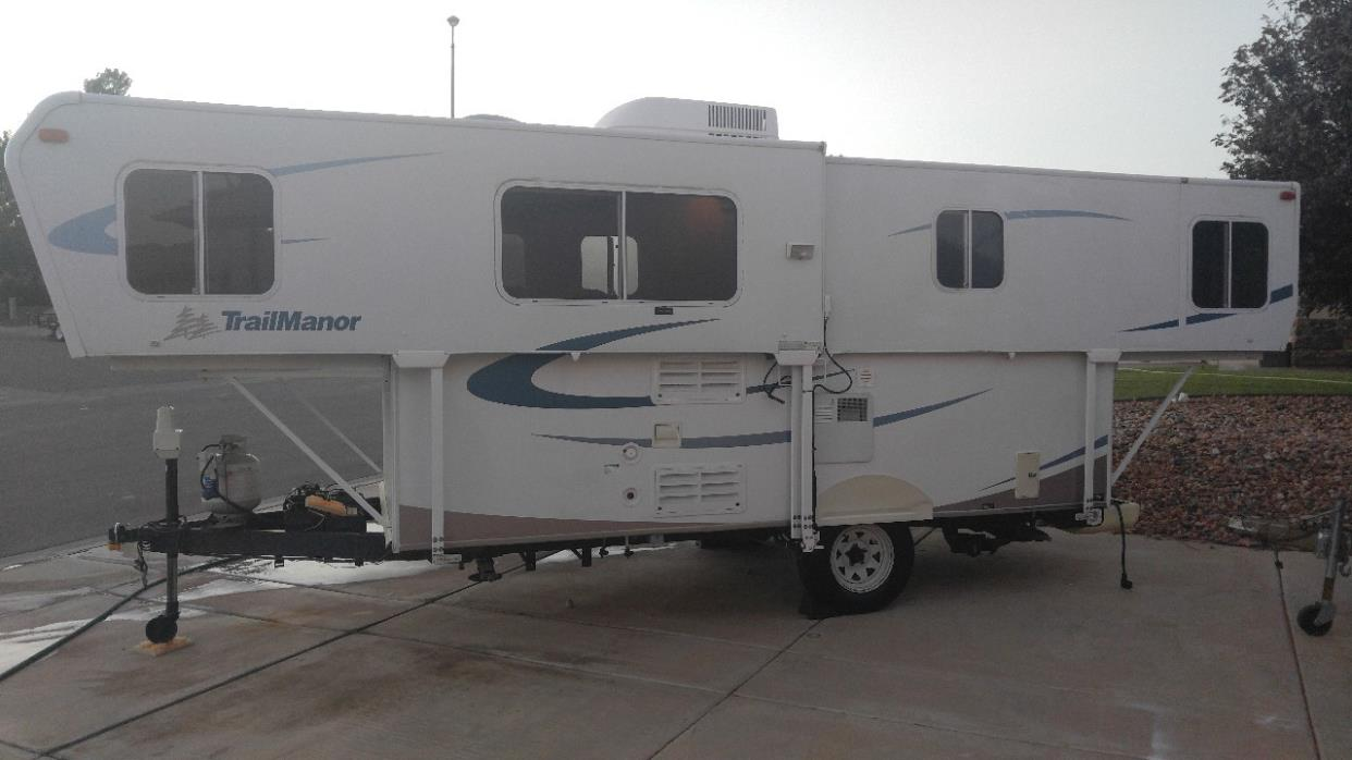 2008 Trailmanor 2619
