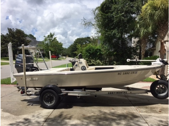 2010 Hewes 16 Redfisher
