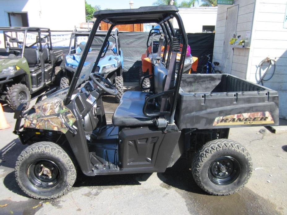 2011 polaris ranger ev motorcycles for sale. Black Bedroom Furniture Sets. Home Design Ideas