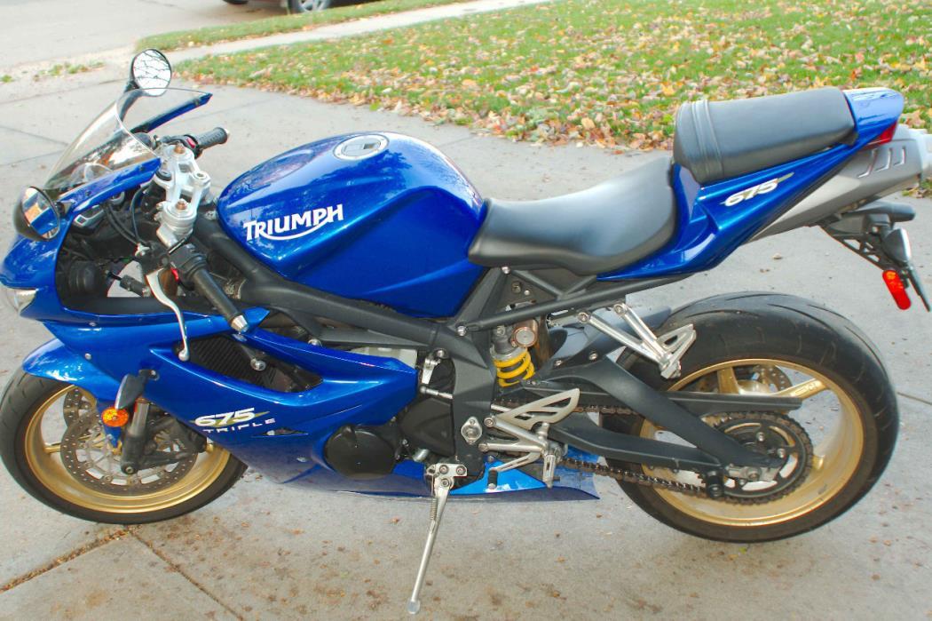 2012 Triumph TIGER 800 XC W/ABS