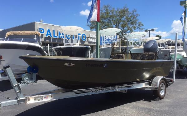 2014 MI Tide 1602 Hunter Edition