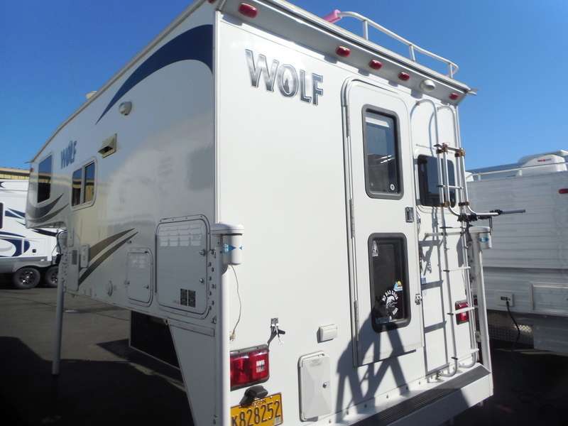 Northwood Wolf Creek 850 Long Or Short Bed 3 9 Per Rvs For