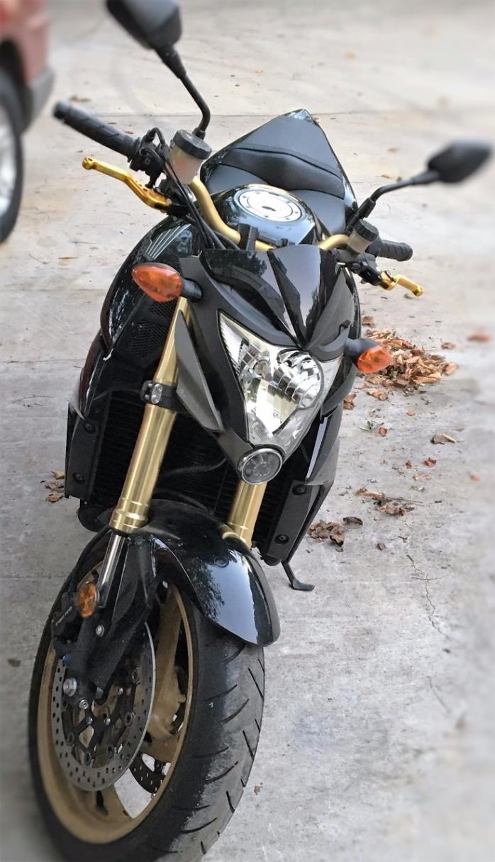 2011 Honda CB 1000R