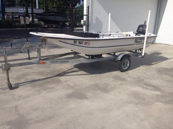 Carolina Skiff 14 Ft Boats for sale