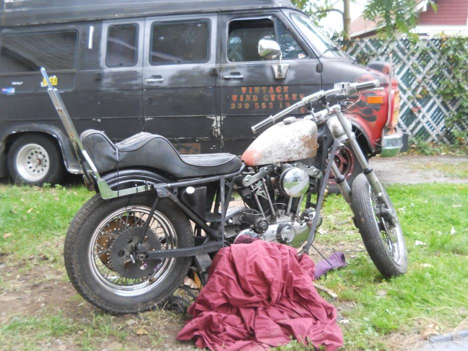 1975 Honda CL