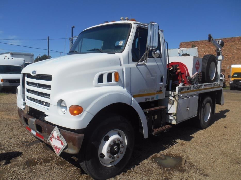 2001 Sterling L7501  Utility Truck - Service Truck