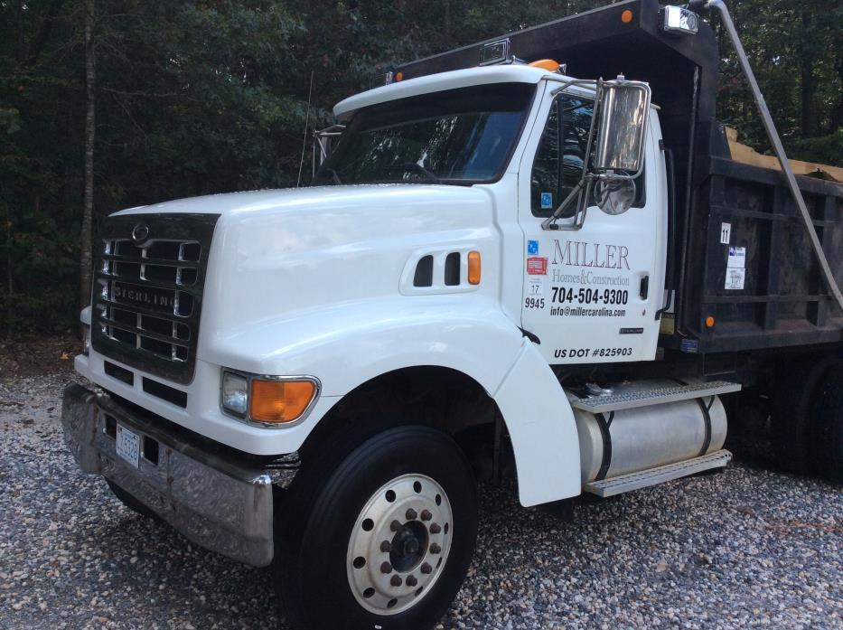 2001 Sterling L9500 Dump Truck