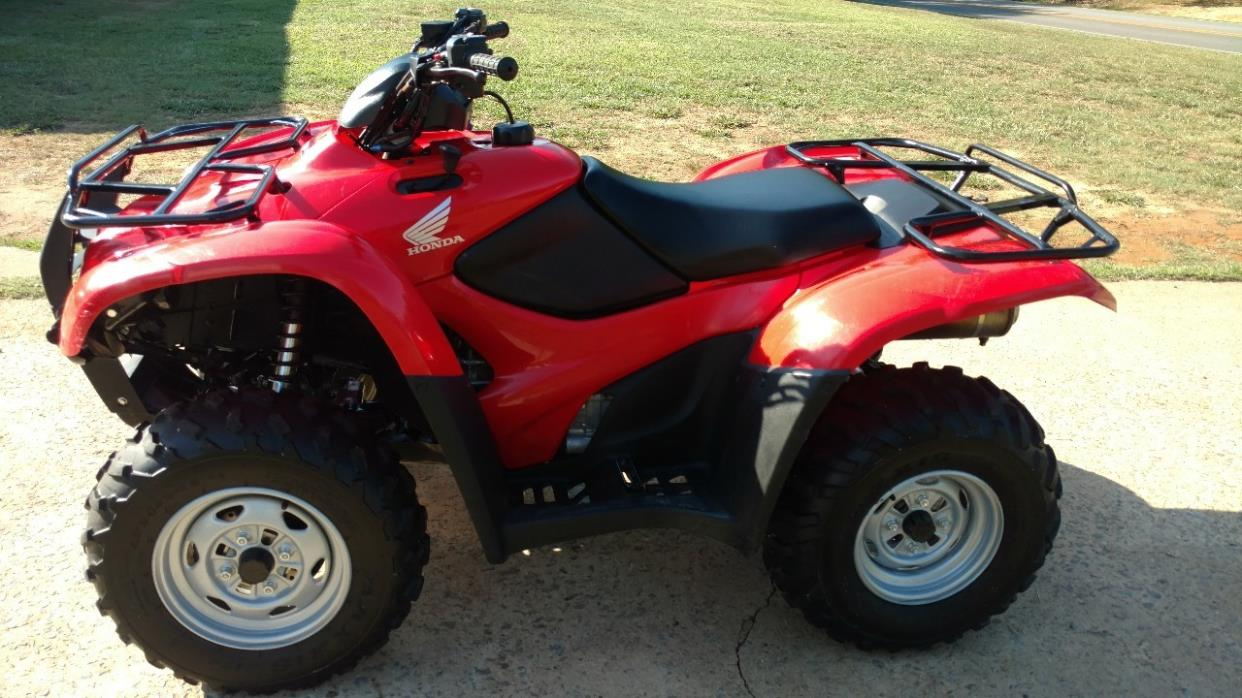 Honda fourtrax rancher 4x4 motorcycles for sale in georgia for Honda 420 rancher for sale