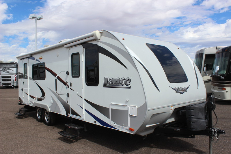 2015 Lance Travel Trailers 2285