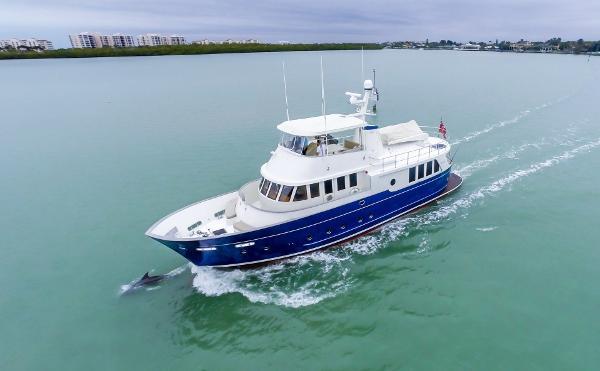 2009 Queenship Sea Spirit 60