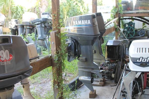 1996 YAMAHA 70 HP
