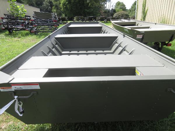 18 Flat Bottom Jon Boat Boats For Sale