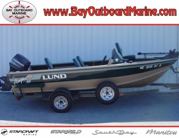 Lund Angler Ss Boats for sale